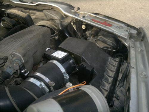 Контроллер,  Audi A6 2.0 ABK АКПП 1996г. Клима