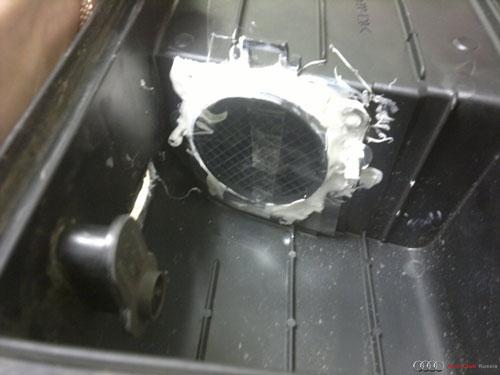 контроллер, Audi 80 B4 ABK 92г