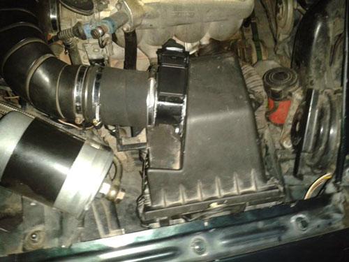 Контроллер за место расходомера, Audi 100 ABK 94г.