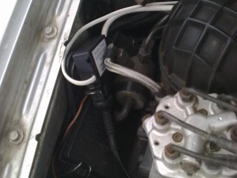 Эмулятор ПНД, Audi 2.3 (133 л.с.)
