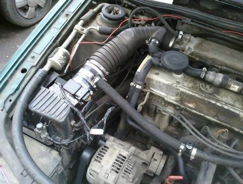 Эмулятор ПНД, VW passat B4 2e