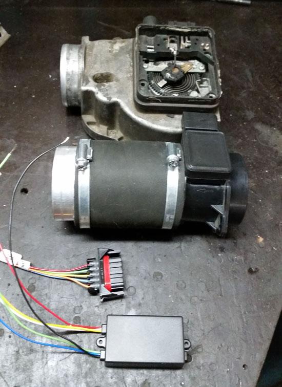 контроллер на Opel C20NE
