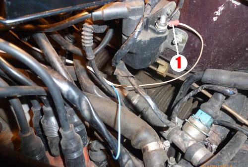 катушка зажигания Audi AAD